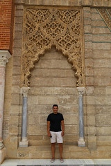 2017 SPM0241 Sam Duarte at Reales Alcázares de Sevilla (Royal Alcazars of Seville) in Sevilla, Spain (teckman) Tags: 2017 europe realalcázardesevilla samuelduarte sevilla seville spain andalucía es