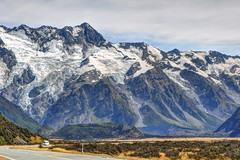 Mount Cook (Lim SK) Tags: mount cook canterbury tekapo new zealand