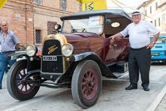 Vintage Vehicles at Montalto, June 2017 (MikePScott) Tags: 501 ascolipiceno camera car fiat italia italy lemarche lens montaltodellemarche nikon2470mmf28 nikond800 transport