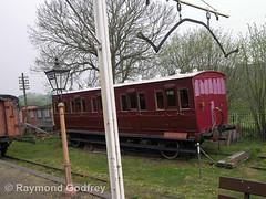 Barry Railway Coach 163 (Faversham 2009) Tags: hamptonloade svr severnvalleyrailway steam heritage train trains locomotive loco railway shropshire barry coach 163 rollingstock