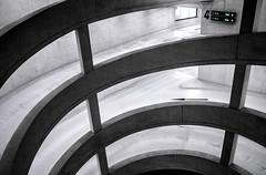 Free (thewhitewolf72) Tags: parkhaus etagen kurven frei parkplatz beton spirale hamburg elbphilharmonie pfeil
