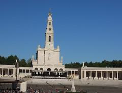 Portugal (Fatima) Sanctuary of Fatima, a catholic pilgrimage site (ustung) Tags: portugal fatima pilgrimage catholic sanctuary nikon