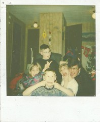 yikes (912greens) Tags: funny faces silly families kids teens 1980s poloroids folksidontknow