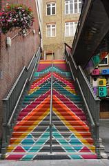 Art+Believe (surreyblonde) Tags: streetart grasffiti cans spray walls croydon uk artsquarter croydonstreetart rise sony a6000 cr0 urban stairs artbelieve