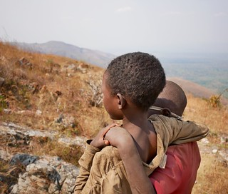 Friendship in the heart of Africa