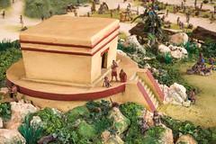 Temple (Jerry Bowley) Tags: rivieramaya xelha model ecopark tulum diorama allinclusive