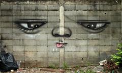 graffiti and streetart in bangkok (wojofoto) Tags: graffiti streetart bangkok thailand wojofoto wolfgangjosten alexface