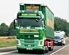 Harry Lawson Transport Ltd Broughty Ferry Dundee Volvo FH460 SF17 WGD (sab89) Tags: trucks hgv harry lawson haulage transport volvo fh460 broughty ferry dundee trucking green truck 17 reg plate