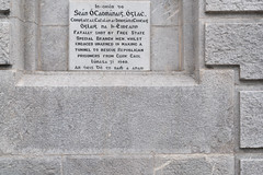 Cork County Gaol Plaques And Memorials [Cork University Campus]-131150 (infomatique) Tags: ira ucc universitycampus corkcountygaol historic williammurphy infomatique fotonique streetsofireland irishhistory memorials monuments