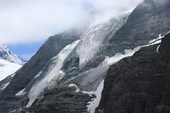 glacier des Diablons (bulbocode909) Tags: valais suisse valdanniviers coldesarpettes valdetourtemagne glacierdesdiablons glaciers montagnes nature neige nuages bleu