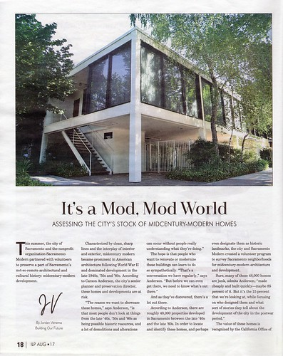 "Page 1: ""It's A Mod, Mod World"""