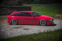AUDI A4 AVANT B8 (JAYJOE.MEDIA) Tags: audi a4 avant b8 low lower lowered lowlife stance stanced bagged airride static slammed wheelwhore fitment bbs bbswheels