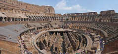 Colosseum (Matt C68) Tags: rome italy colosseum stadium roman ruins ancient building
