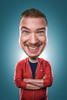 Comic-Style (GaborRichter) Tags: comic comicstyle cartoon funny people fun funnyface special charakter