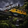 Sentosa Express (Monorail) (SKHO ) Tags: hardware stilllife monorail sentosaexpress sentosa singapore iphone iphonephotography 攝影發燒友 聖淘沙 圣淘沙 新加坡