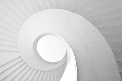(agnes.mezosi) Tags: minimalism minimalist minimal minimalart minimalistic monochrome monochromatic mono abstract abstractart architecture architecturephotography buildings urban colorful simplicity simple lessismore stairs warsaw warsawa