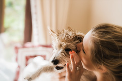 Sweet Nothings...... (christilou1) Tags: sony a7rii fe85 14 gm girl dog jr jack russell terrier portrait mastin portra pushed