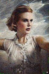 Nicole Kidman Mosaico (by zurera) Tags: digital hd art collage retratos portraid zurera people fotomontaje image autoretratos mosaic