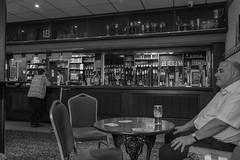 17/7 Called to the bar (garyjones1959) Tags: 3652017 365 365the2017edition leicasl leica varioelmarit 2490mm monochrome blackandwhite bw pubs people sedgley westmidlands bar drinking