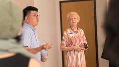 DSC08884 (Goucher College) Tags: johnfranklingoucher korean koreandelegation marilynwarshawsky methodist