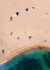 Hanko (miemo) Tags: balticsea dji hangö mavic mavicpro aerial beach beachhut drone europe finland hanko itämeri people sand sea shore summer sunbathing water uusimaa fi