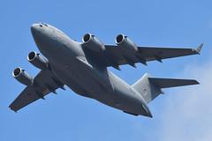RAF Boeing C-17A Globemaster III ZZ174 (Tobyone1985) Tags: raf boeing c17a globemaster iii zz174 queens birthday flypast 2017 london