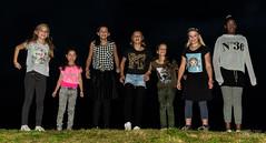 Group. (Alex-de-Haas) Tags: birthdayparrtyofphaedra child children girl girls kid kids kind kinderen kinderfeestje makeup meiden meisje meisjes model models pose poseren posing