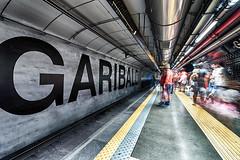 Garibaldi 15 (isnogud_CT) Tags: garibaldi statione bahnhof ubahn underground reisende neapel italien linea1 linien