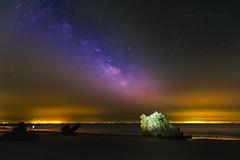Cadiz... (Rafa Espinosa (Buscando la luz...)) Tags: playasdecadiz tarifa cadiz nocturna vialactea