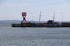 Sassnitz, Hafen, Backbordmole (julia_HalleFotoFan) Tags: rügen inselrügen sassnitz fährhafen jasmund hafen