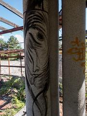 E-M1MarkII-13. Juli 2017-15-26-40 (spline_splinson) Tags: consonno graffiti graffitiart graffity italien italy lostplace losttown ruin ruinen ruins lombardia it