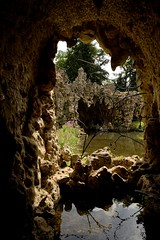 View from the grotto (smcnally24601) Tags: painshill park cobham surrey england english britain british country summer