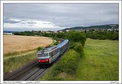 SNCF 67574 - Le Cendre - TER87607 (01-07-2017) (Vincent-Prins) Tags: sncf bb67400 67574 rrr 347 lecendre ter87607
