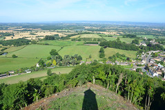 Severn Vale (sgreen757) Tags: north nibley tyndale monument glos gloucestershire view viewpoint cotswold way nikon d7000 shadow falic vale berkeley landscape amazing