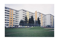 (harald wawrzyniak) Tags: analogue analog film scan 35mm fuji yashica t5 carlzeiss haraldwawrzyniak 2017 architecture building home tree nature landscape city harald wawrzyniak