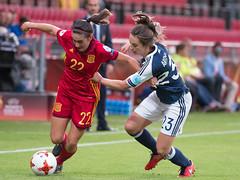 47270609 (roel.ubels) Tags: voetbal vrouwenvoetbal soccer deventer sport topsport 2017 spanje spain espagne schotland scotland ek europese kampioenschappen european worldchampionships