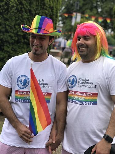 17 Messiah Foundation at the Croydon PrideFest 2017!