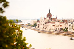 View towards the Parliament from Buda, Budapest / Hungary (ANJCI ALL OVER) Tags: budapest hungary centraleurope centralandeasterneurope
