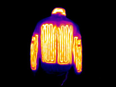 thermal Venture Heat Self Heated Motorcycle Clothing Apparel Gear  Wearable Heating Technology manufacturer (Venture Heat) Tags: wearableheatingtechnologyclothingandapparel heated clothing jacket vests sweater liners