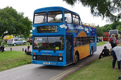 IMGP2220 (Steve Guess) Tags: anstey park alton hampshire england gb uk bus rally running day event gathering open top topper topless southern vectis leyland olympian ncme northern counties preserved historic