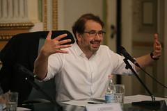 EOS_3912 David Held (Fondazione Giannino Bassetti) Tags: milano politica seminari responsabilità globalizzazione storia etica migrazioni stato governance innovazione digitalizzazione internet