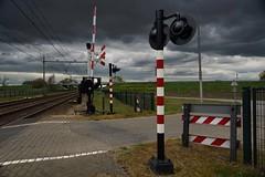 Railway crossing (jean-paulevertse) Tags: fotoknipperij sonya7rll roosendaal