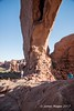 North Window From Inside The Arch (jamesmagee35) Tags: northwindowarch archesnationalpark utah moab usa