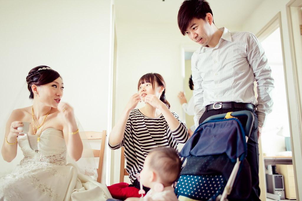 任廷&姿妤、婚禮0266