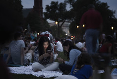 While we wait (8230This&That) Tags: independenceday july4th nationalmall washingtonmonument fireworks cellphone device light girl woman mobiledevice washington districtofcolumbia unitedstates us