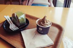 O'Sulloc Tea Museum (eekiem) Tags: korea jeju osulloc tea museum cafe travel olympus penf