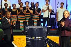 Deputy President Cyril Ramaphosa addresses Nelson Mandela University name launch (GovernmentZA) Tags: ramaphosa botha mandela nelsonmandelauniversitynamelaunch nelsonmandelametrouniversity