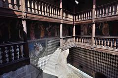 Al castello di Fénis (STE) Tags: castello di fénis castle fenis valle val daosta
