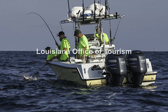 CocodrieCharterFishing (34) WM (Louisiana Tourism Photo Database) Tags: fishing gulf gulfofmexico southernunitedstates angler anglers boating catchingfish charterboat offshore oiandgasrigs outdoorsports outdoors redsnapper southlouisiana wate cocodrie louisiana usa