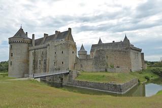 2017.06.14.090 Château de SUSCINIO, façade ouest